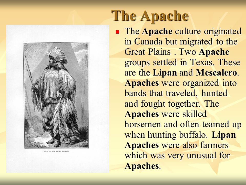 The Apache
