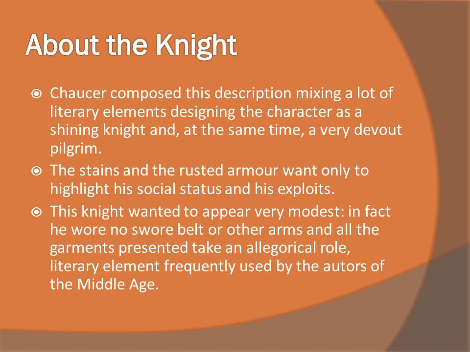 About the Knight