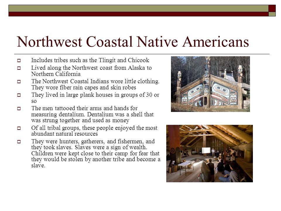 Northwest Coastal Native Americans