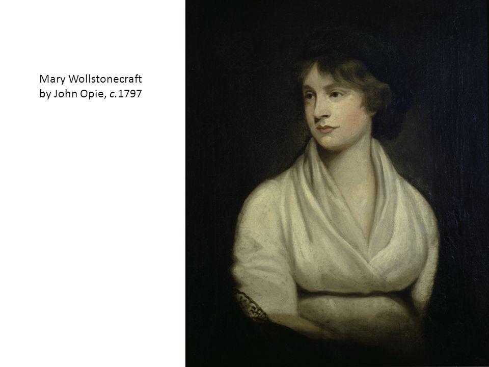 Mary Wollstonecraft by John Opie, c.1797