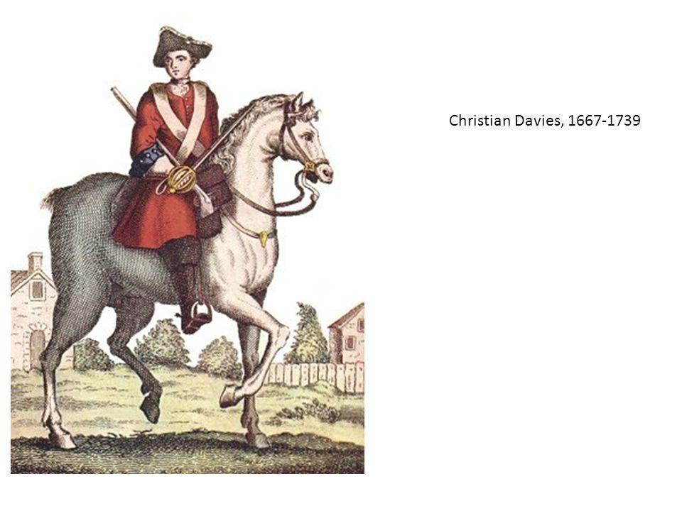 Christian Davies, 1667-1739