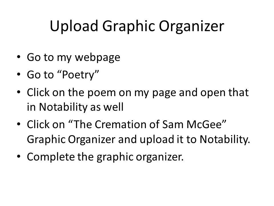 Upload Graphic Organizer