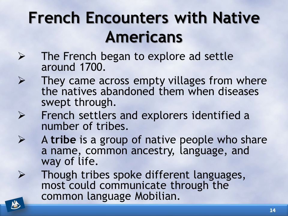 French Encounters with Native Americans