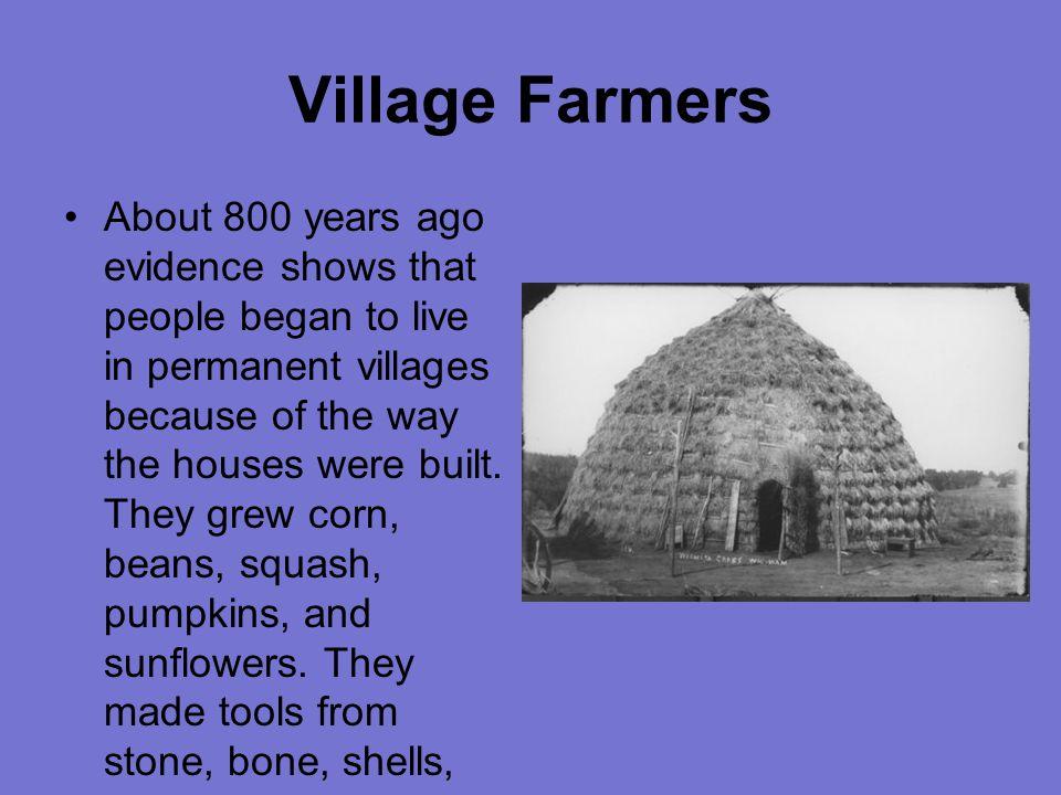 Village Farmers