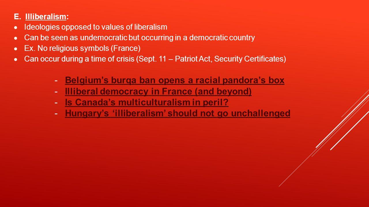 Belgium's burqa ban opens a racial pandora's box