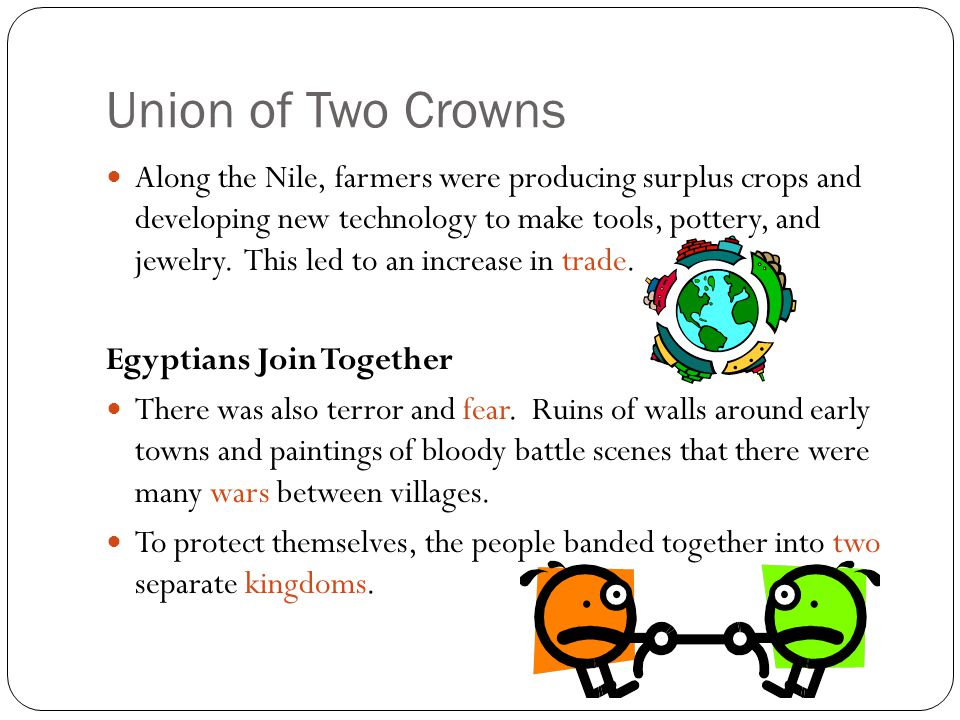 Union of Two Crowns