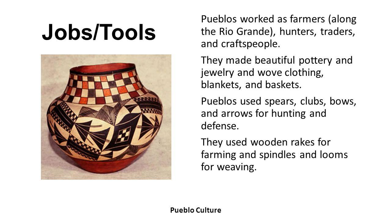 Jobs/Tools