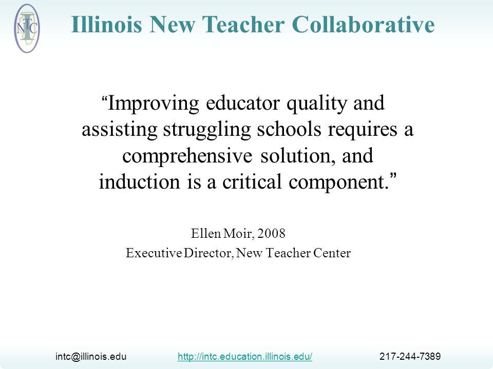 Executive Director, New Teacher Center