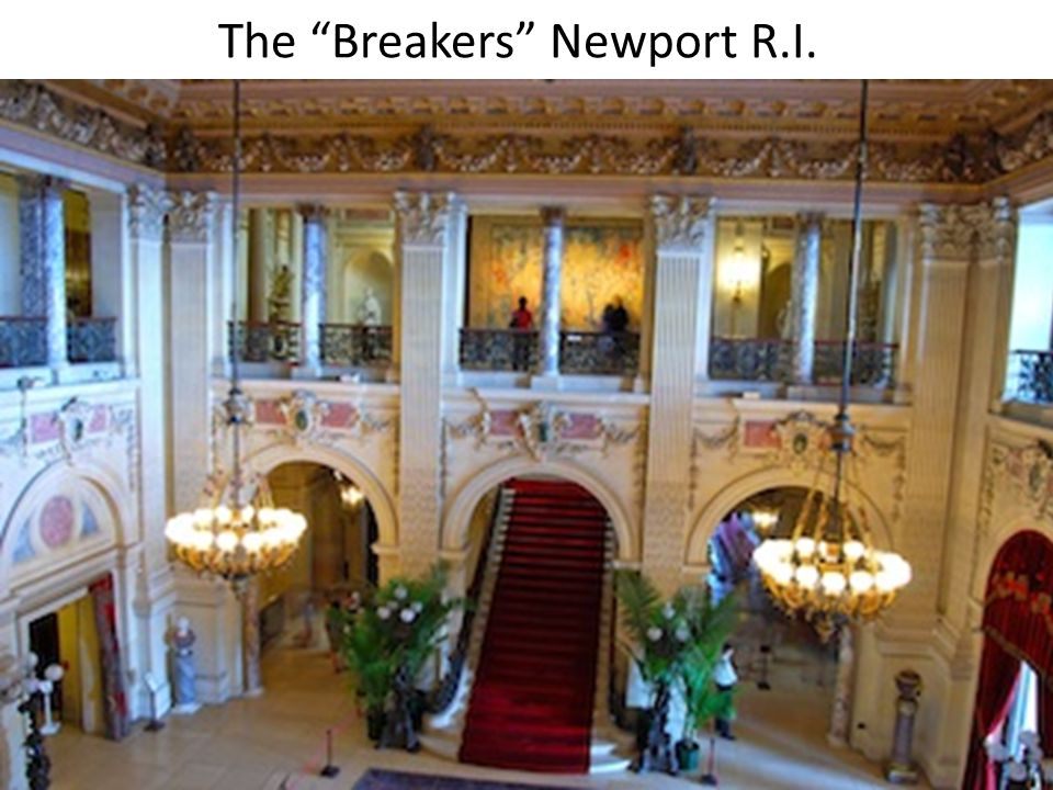 The Breakers Newport R.I.