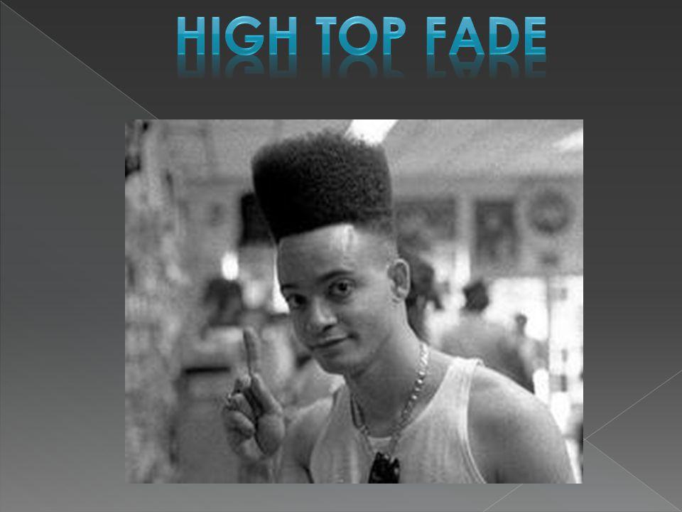 High top fade