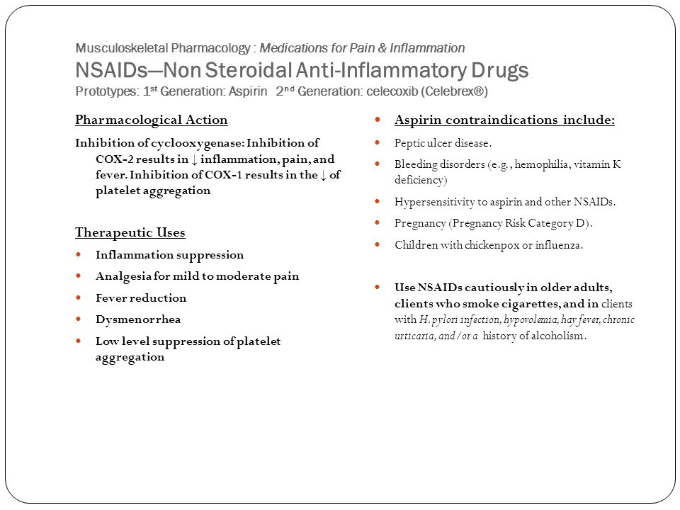 Pharmacological Action