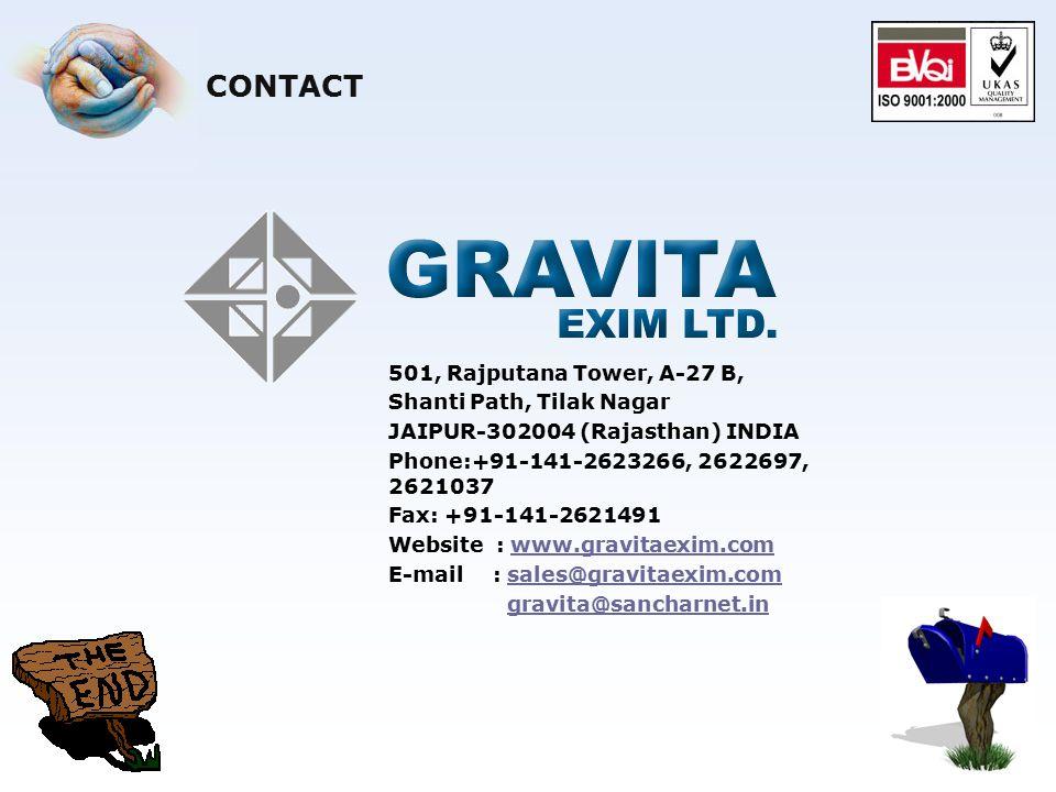 CONTACT 501, Rajputana Tower, A-27 B, Shanti Path, Tilak Nagar