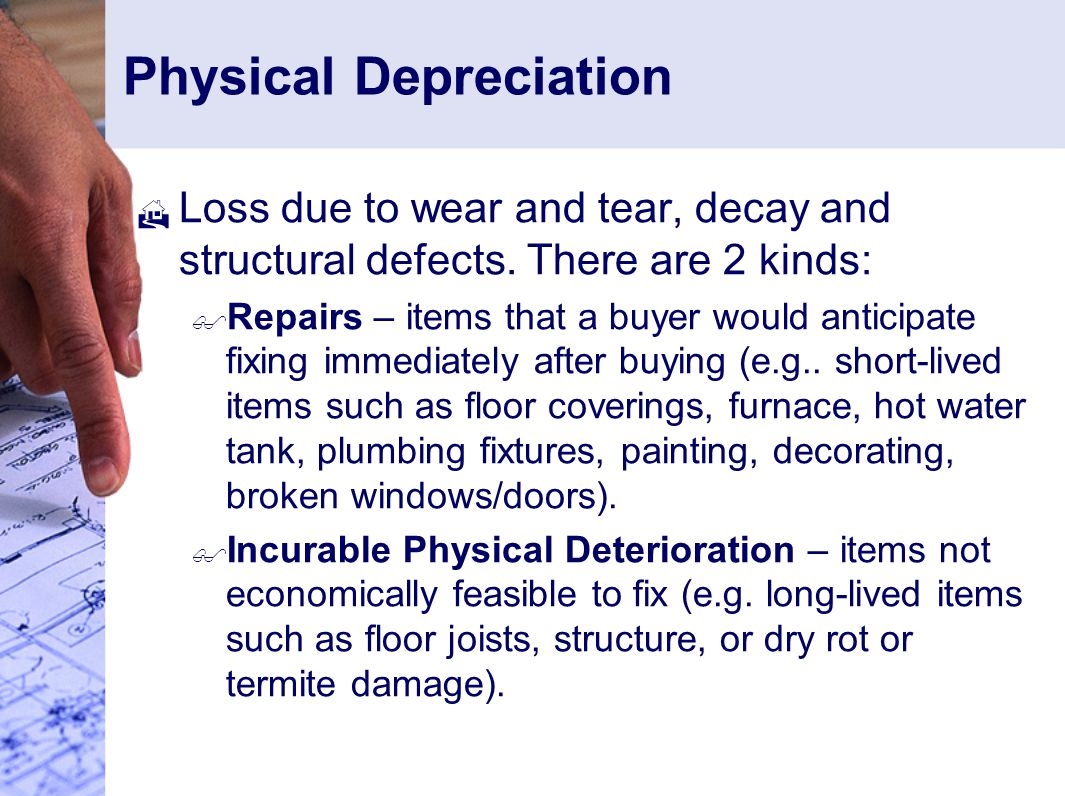 Physical Depreciation