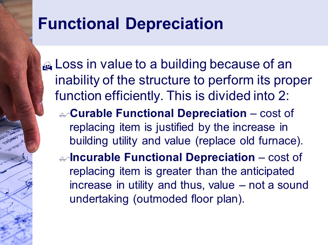 Functional Depreciation