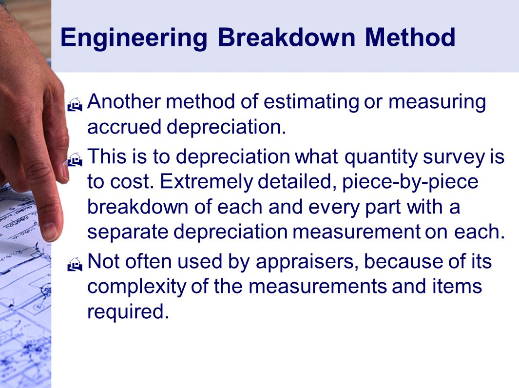 Engineering Breakdown Method