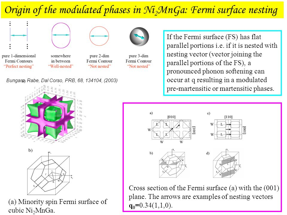 Origin of the modulated phases in Ni2MnGa: Fermi surface nesting