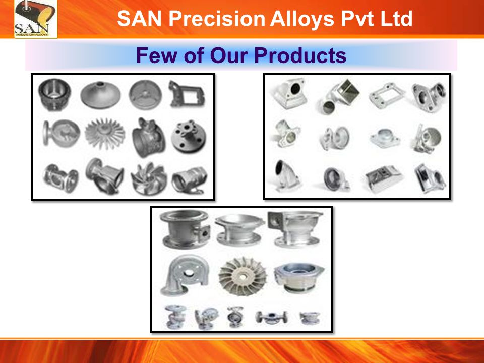 SAN Precision Alloys Pvt Ltd