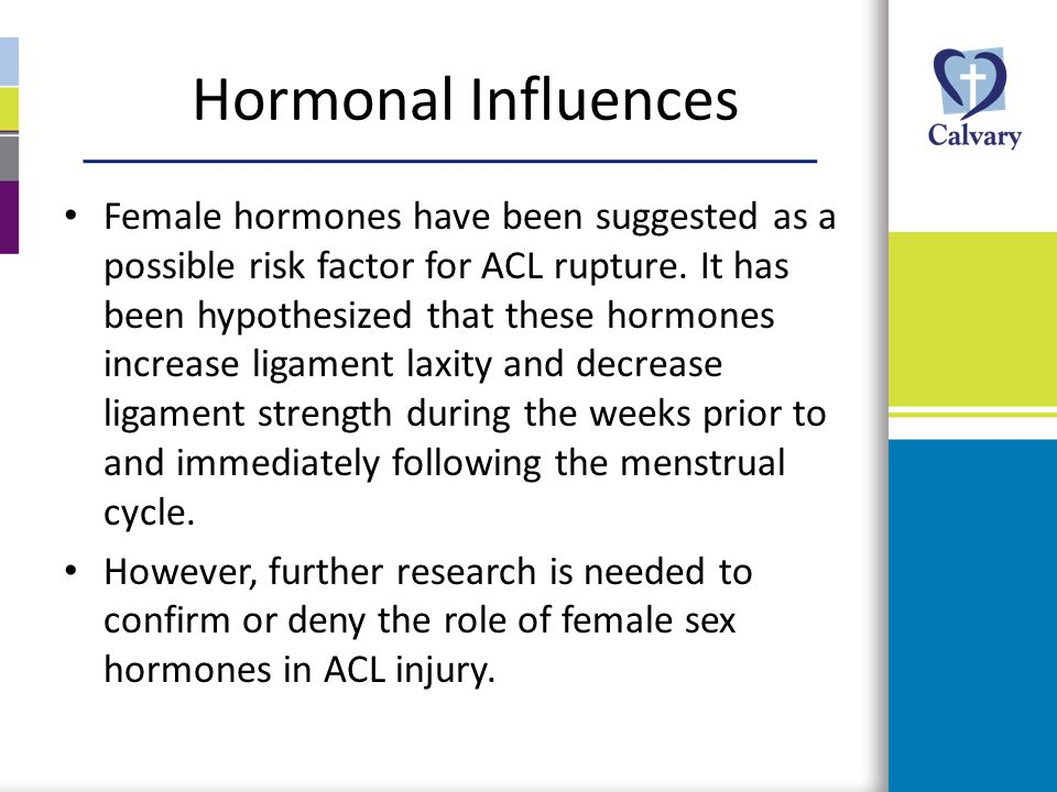 Hormonal Influences