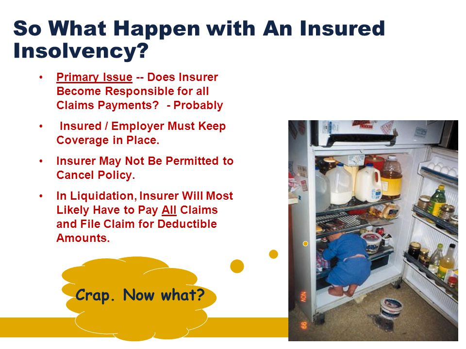 The Insured Side Holy $%#%! Issues: Type of Security