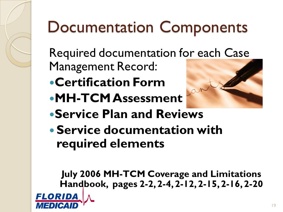 Documentation Components