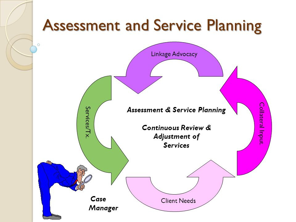 Assessment and Service Planning