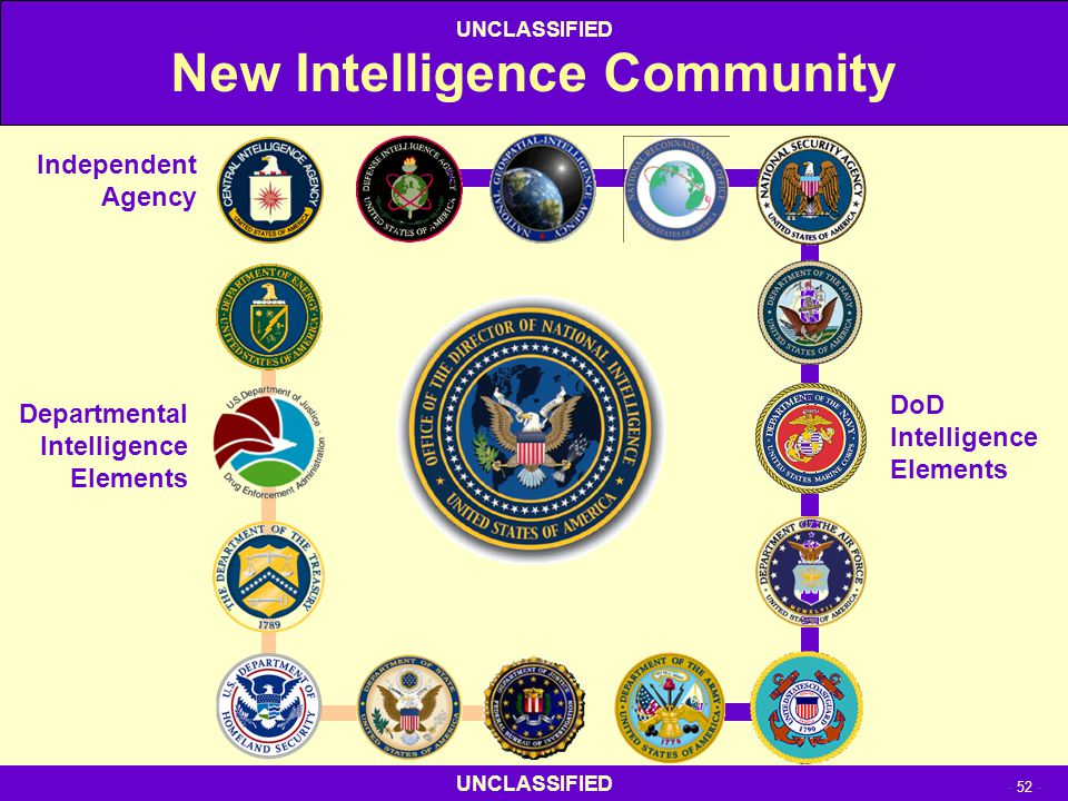 New Intelligence Community