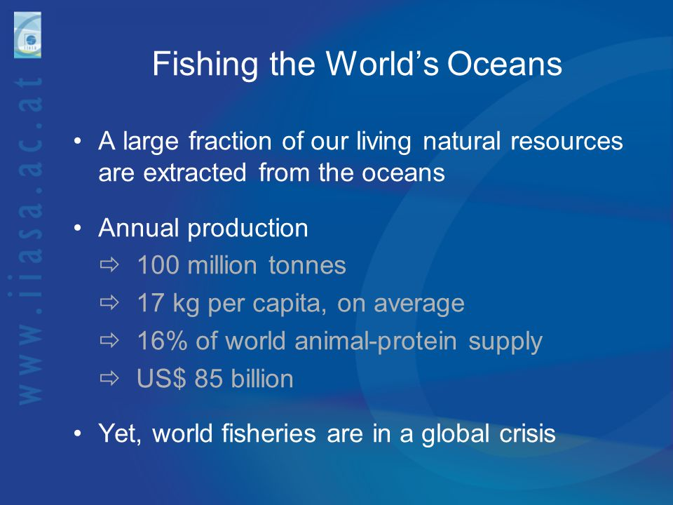 Fishing the World's Oceans