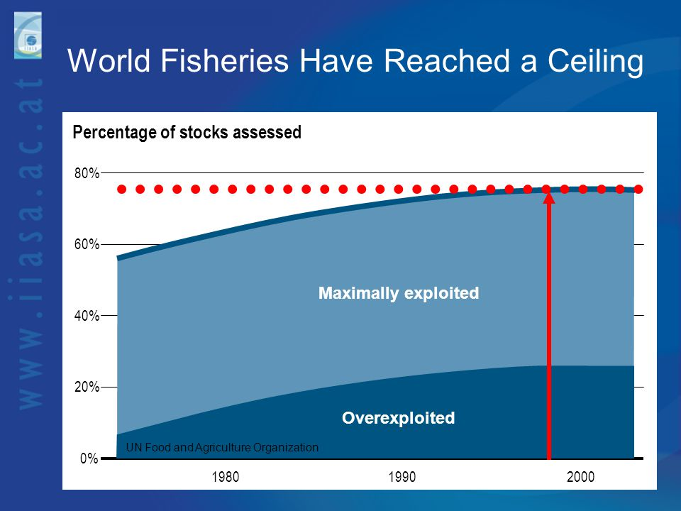 World Fisheries Have Reached a Ceiling