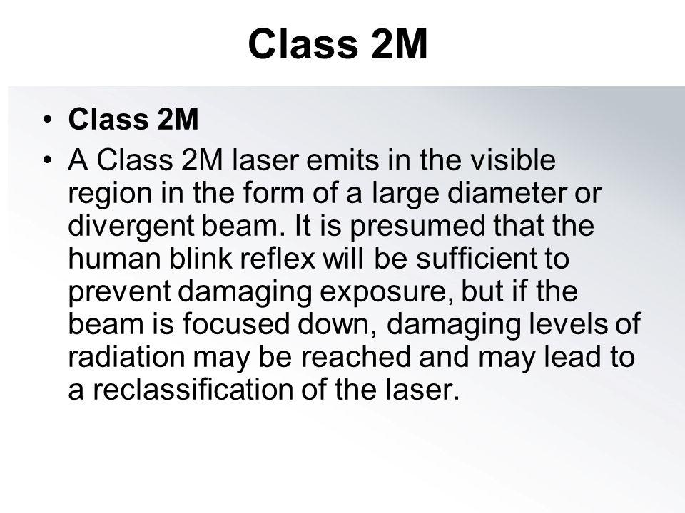 Class 2M Class 2M.