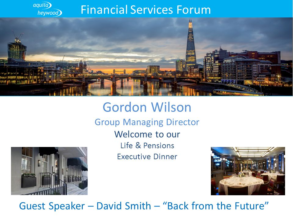 Financial Services Forum