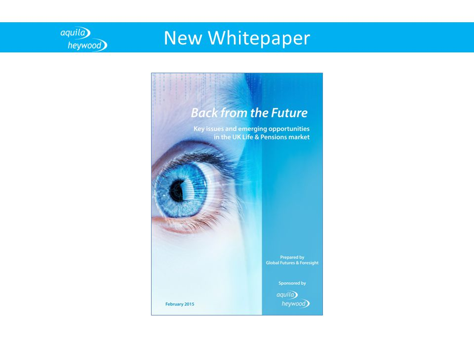 New Whitepaper