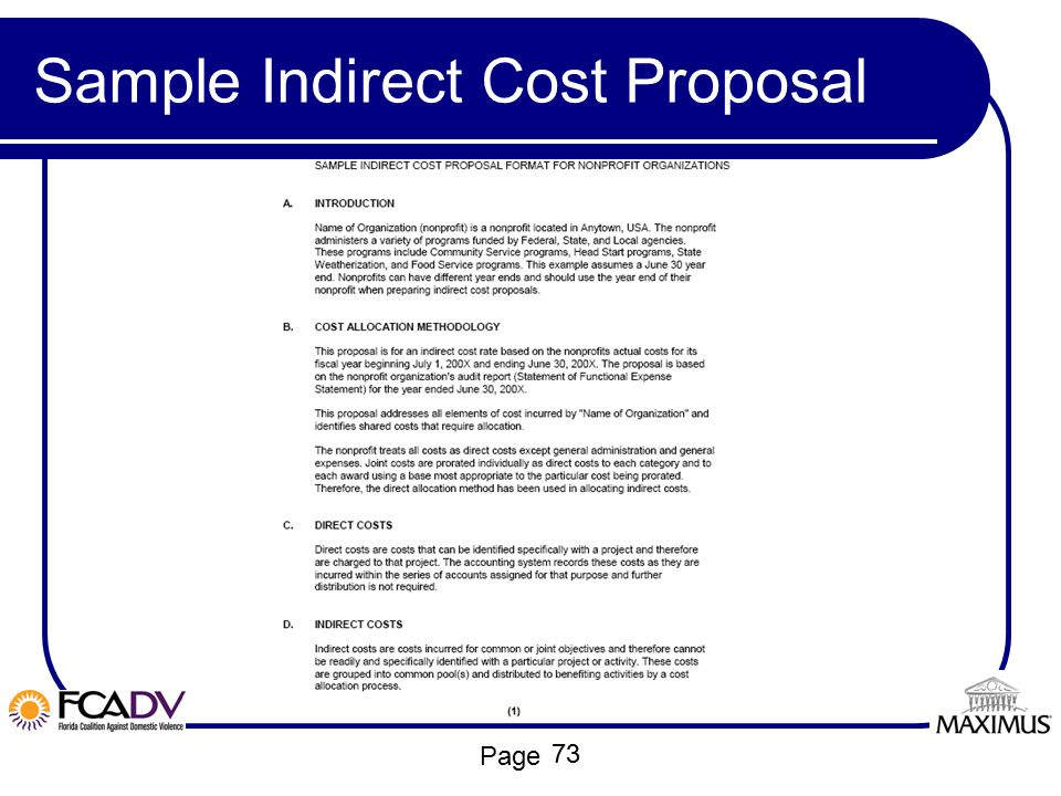 Cost Sharing Agreement Template
