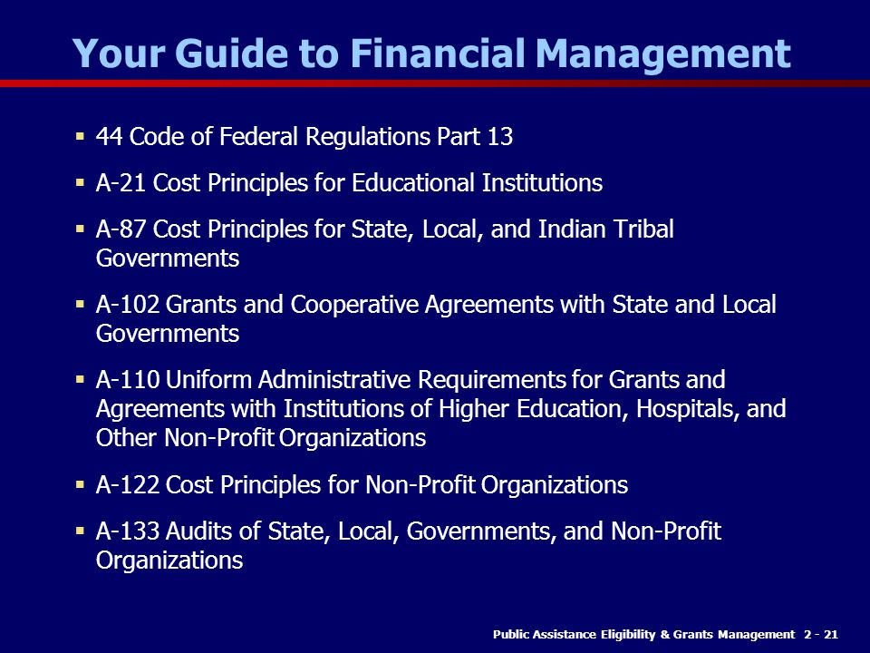 Your Guide to Financial Management