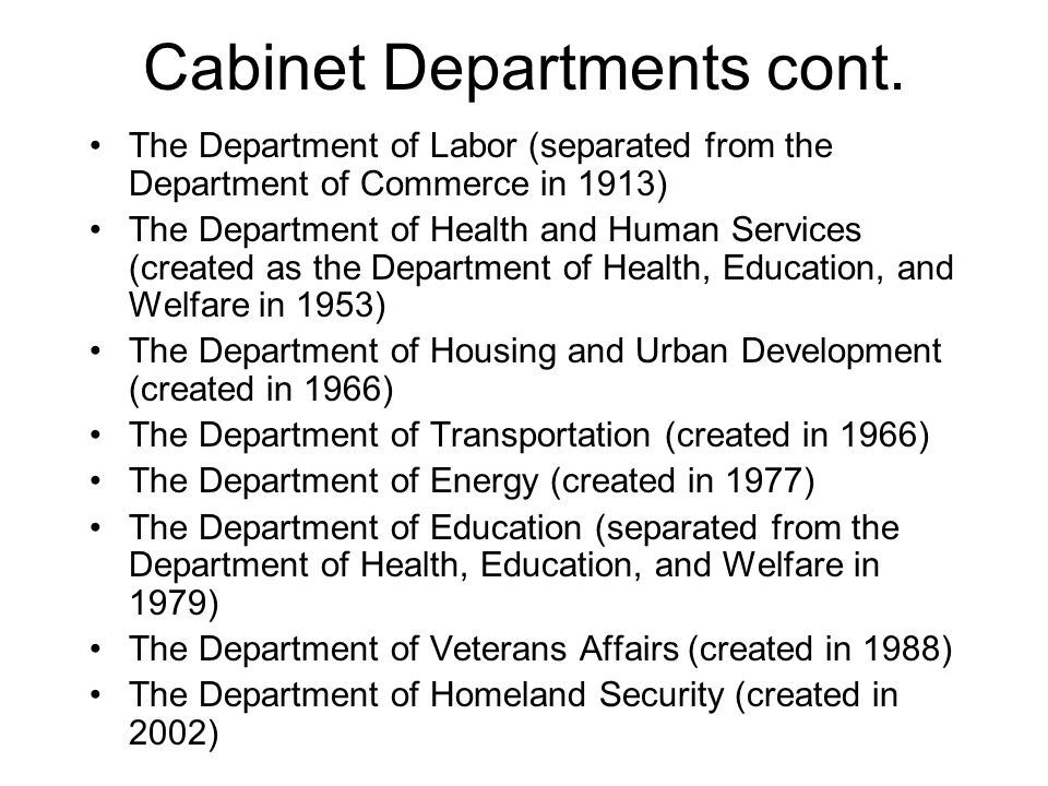 Executive Offices of the President and Bureaucracy - ppt download