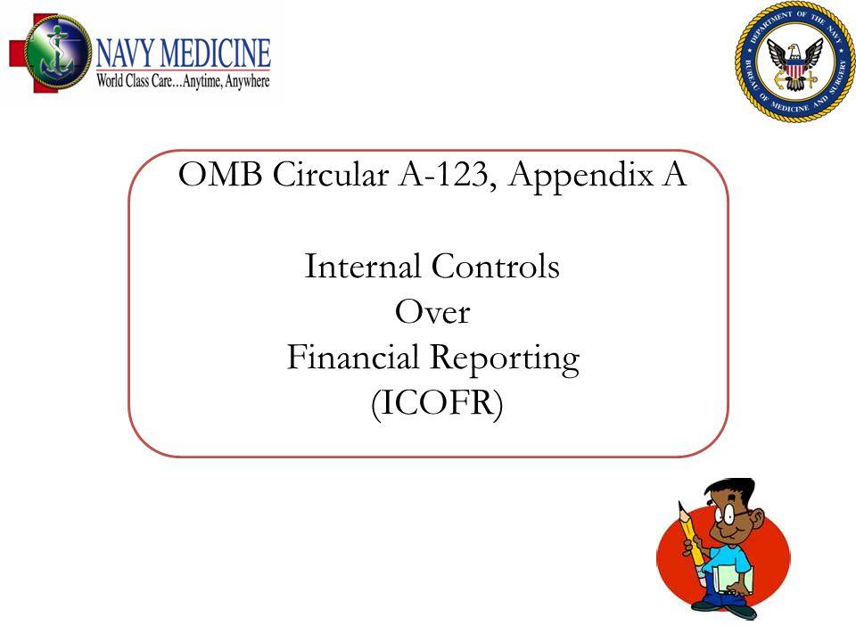 OMB Circular A-123, Appendix A