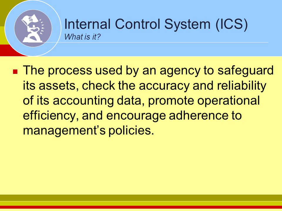 Internal Control System (ICS) What is it