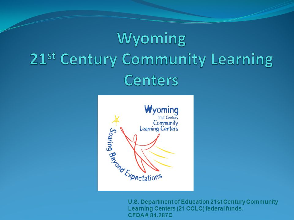 Wyoming 21st Century Community Learning Centers