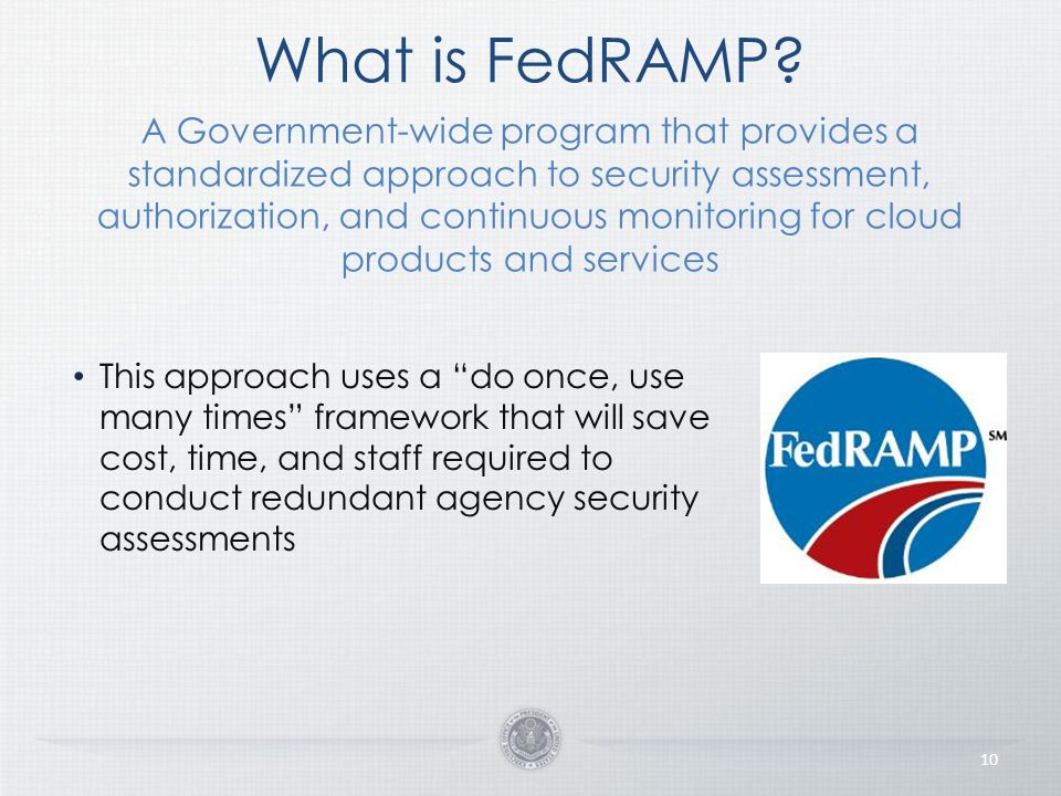 What is FedRAMP
