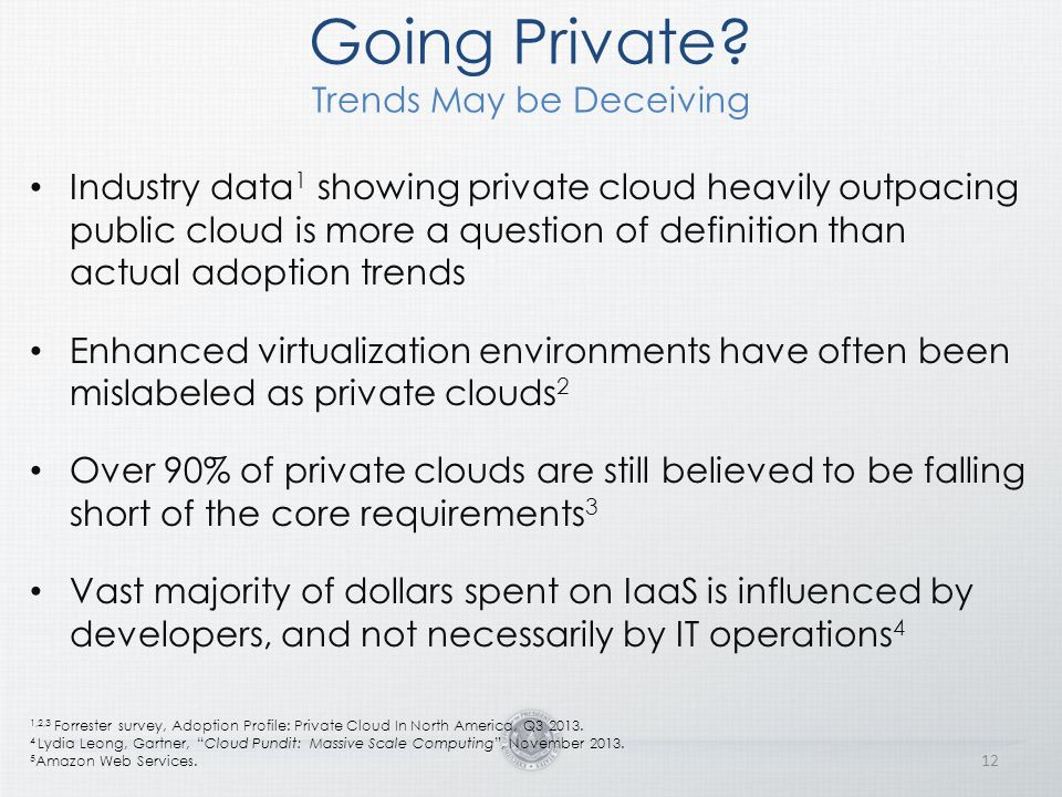 Going Private Trends May be Deceiving