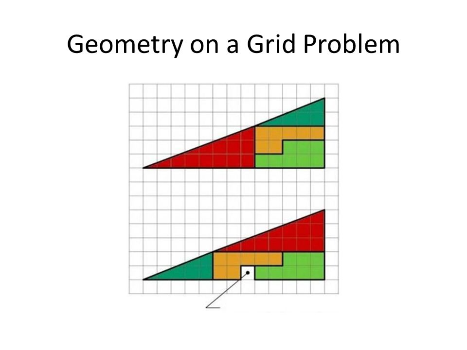 Geometry on a Grid Problem