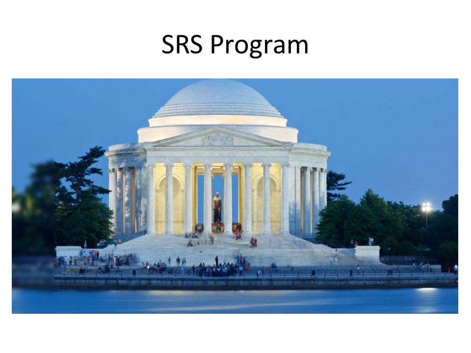 SRS Program