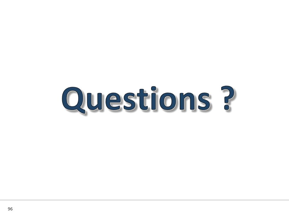 Questions Slides 48-50 - High level discussion of the business impacts of ICD-10