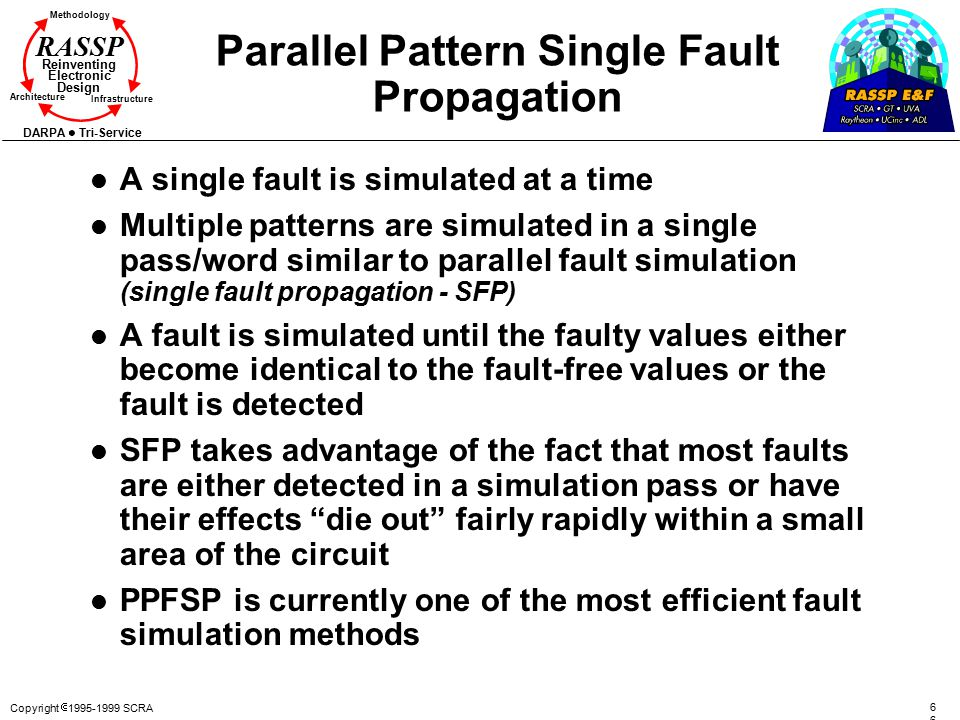 Parallel Pattern Single Fault Propagation