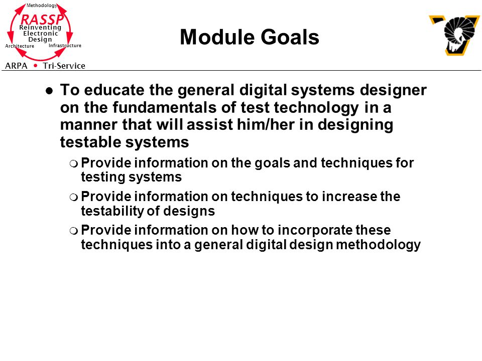 Module Goals