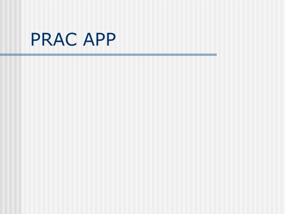 PRAC APP