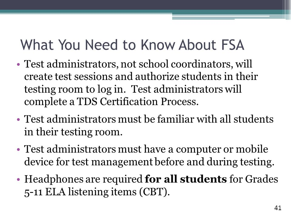 What You Need to Know About FSA