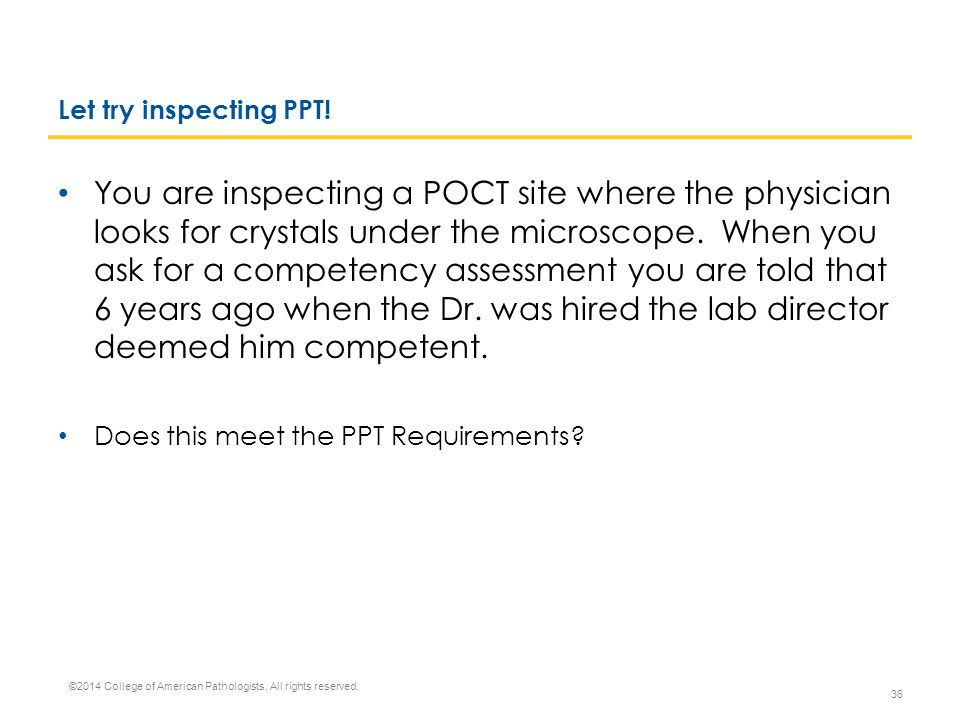 Let try inspecting PPT!