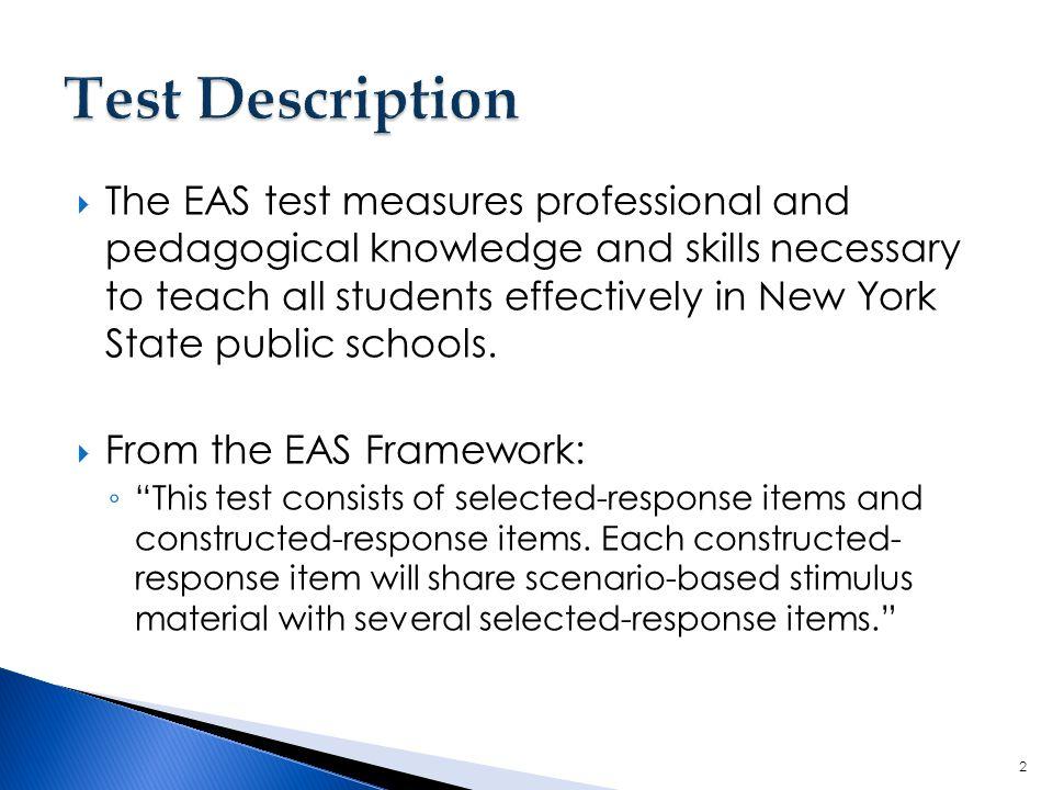 Test Description