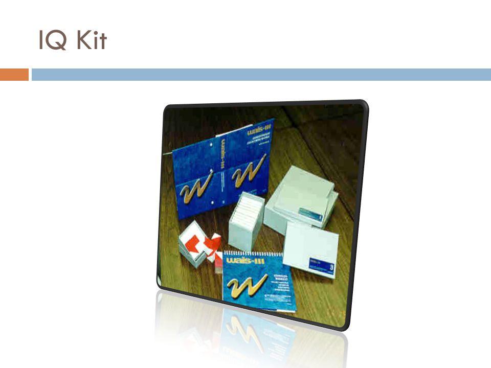IQ Kit