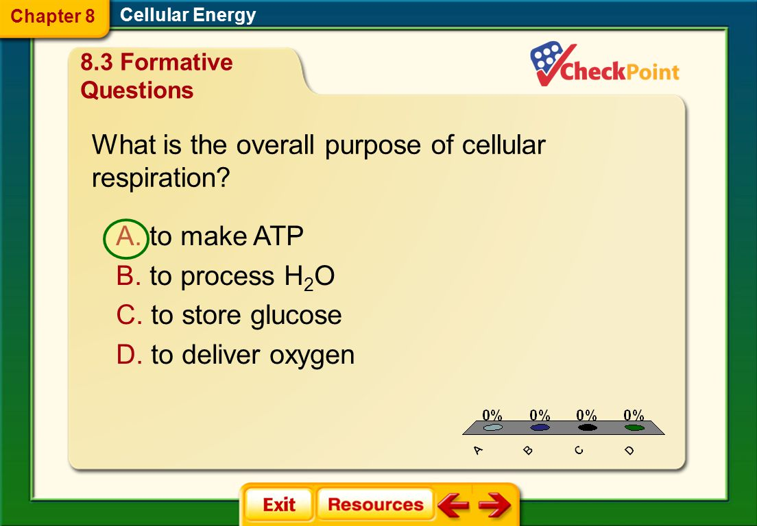What is the overall purpose of cellular respiration